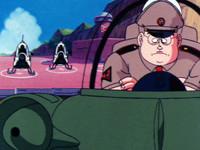 龙珠 第48话「布鲁将军攻击」