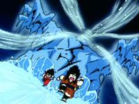 龙珠 第115话「一定要找到谜般的超神水」