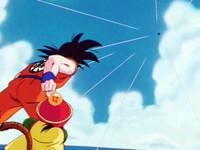 龙珠Z 第2话「史上最强的战士 是悟空的哥哥」