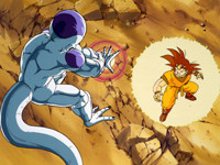 龙珠Z 第88话「力量的激撞」