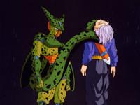 龙珠Z 第143话「憎恨与破坏的生命体!!名字是人造人沙鲁」