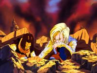 龙珠Z 第164话「绝望的未来!!挣扎出地狱的特兰克斯」