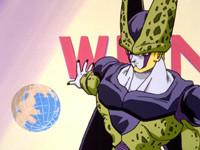 龙珠Z 第167话「收视率100%!!独家播放沙鲁游戏」
