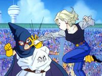 龙珠Z 第224话「谁是世界第一高手!!天下第一混合打法」