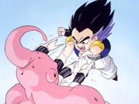 龙珠Z 第257话「修练成功!!可以开始跟魔人布欧战斗了」