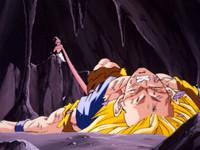 龙珠Z 第281话「撑下去贝吉塔!!豁出性命争取一分钟」