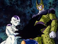龙珠GT 第43话「地狱的魔战士 沙鲁和弗利萨复活」