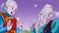 龙珠超 第3话「梦之续篇将会如何!? 寻找超级赛亚人之神!」