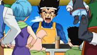龙珠超 第6话「不要激怒破坏神! 忐忑不安的生日派对」
