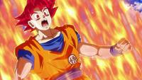 龙珠超 第10话「出招吧 悟空! 见识下超级赛亚人之神的实力!!」