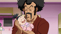 龙珠超 第17话「小芳出生! 悟空踏上修炼的旅途!?」