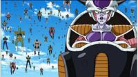 龙珠超 第21话「复仇的开始! 弗利萨军恶意袭击悟饭!」