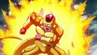 龙珠超 第25话「全力战斗! 复仇的黄金弗利萨」