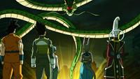 龙珠超 第29话「确定举办格斗比赛! 主将是超过悟空的高手」