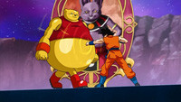 龙珠超 第33话「吃惊吧 第六宇宙! 这就是超级赛亚人孙悟空!」