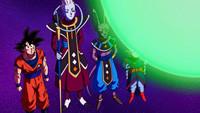 龙珠超 第59话「保护界王神格瓦斯 摧毁扎马斯!」