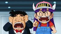 龙珠超 第69话「悟空VS阿拉蕾! 稀奇古怪的战斗将毁灭地球!?」