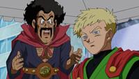 龙珠超 第73话「悟饭的灾难! 赛亚超人拍成电影了!?」