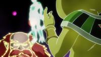 龙珠超 第94话「恶之帝王复活! 神秘刺客们前来迎接!?」