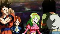 龙珠超 第102话「爱的力量大爆炸!? 第二宇宙的魔女战士!!」