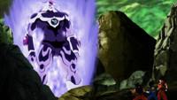 龙珠超 第121话「全面战争! 终极四人合体VS第七宇宙总攻击!!」
