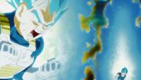 龙珠超 第123话「身体灵魂全力释放! 悟空和贝吉塔!!」